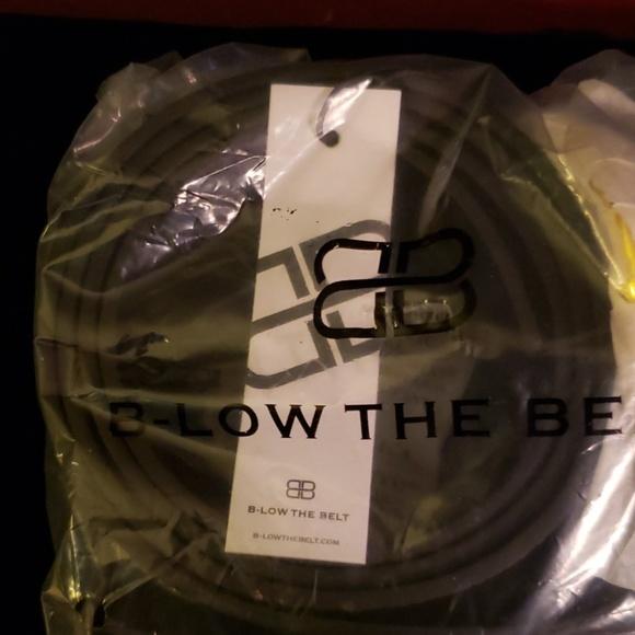 B-Low the Belt Accessories - NWT - B-Low the Belt vegan leather belt